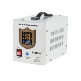 Záložný zdroj PROsinus-300W 12V/ 230V KEMOT