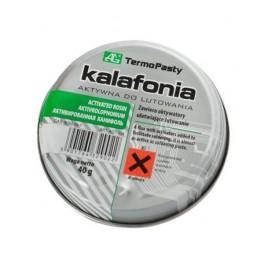 Kalafonia - tavidlo na spájkovanie hmotnosť 40g