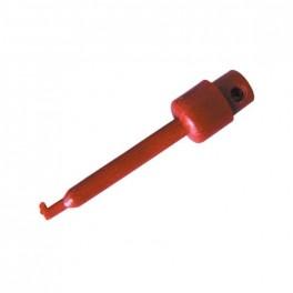 Hrot merací háčik červený