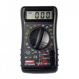 Multimeter RANGE DT830D