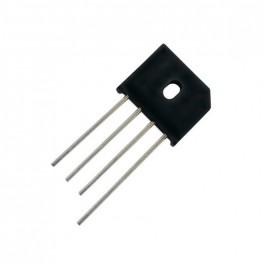 Mostík diod. 8A/ 400V KBU8G plochý