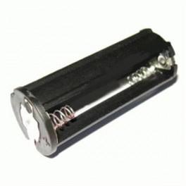Držiak na batérie typu 3x AAA okrúhly