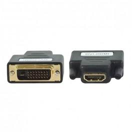 Redukcia HDMI(A) zdierka-DVI-D konektor