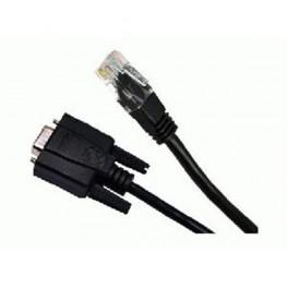 Prepojovací kábel RS232 (samica) - RJ45