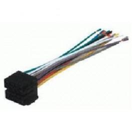 ISO Zásuvka - komplet (dutinky- samice) 13-pin