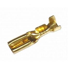 Konektor FASTON(2,8)-1 zásuvka 1390 KF10