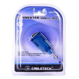 Kábel prevodník USB- RS232